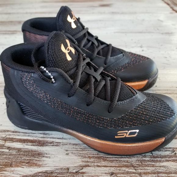 ca43c3c102a Under Armour Steph Curry 3 Basketball Shoes Sz 10k
